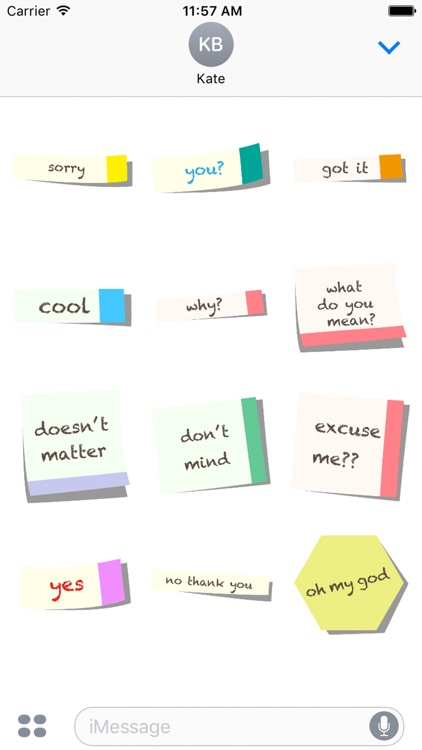 Choose a sticky note screenshot-3