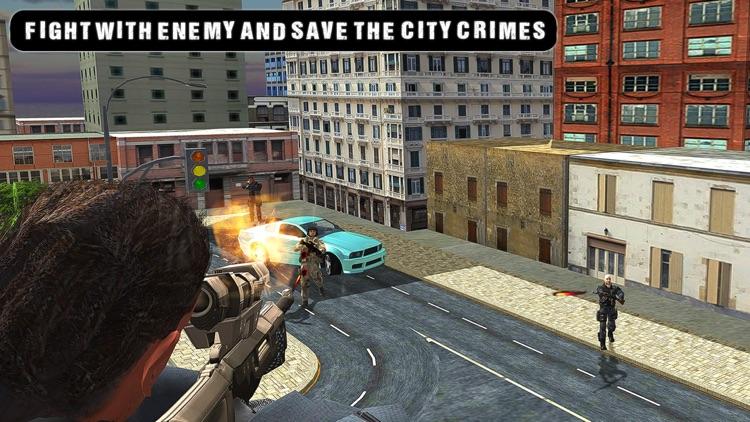 Police Bike Rider Crazy Chase screenshot-3