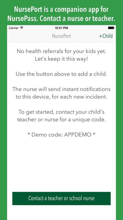 NursePort for Parents screenshot-4