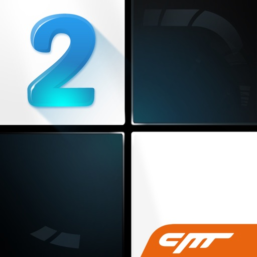 Piano Tiles 2™(Don't Tap The White Tile 2) app logo