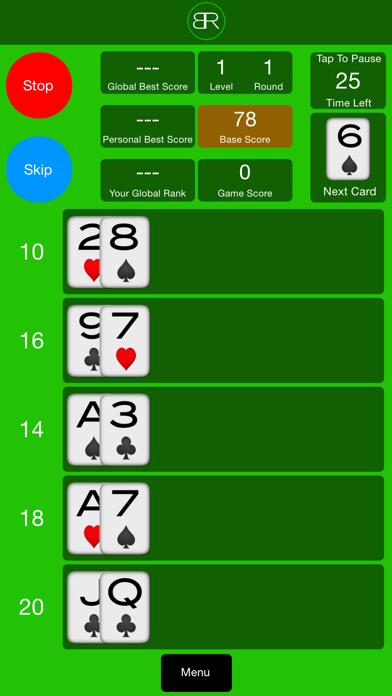 BlackJack Run Classic screenshot two