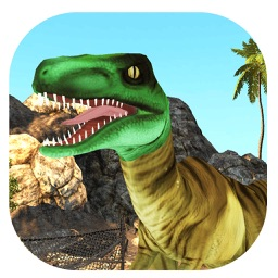Wild Dinosaur Shooter: Sniper Hunt
