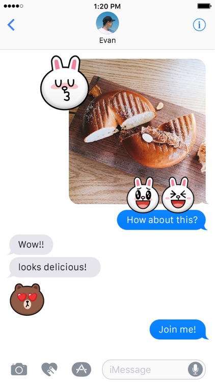 BROWN & CONY Emoji Stickers - LINE FRIENDS screenshot-2