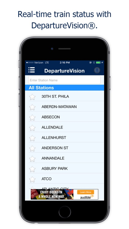NJ TRANSIT Mobile App screenshot-3