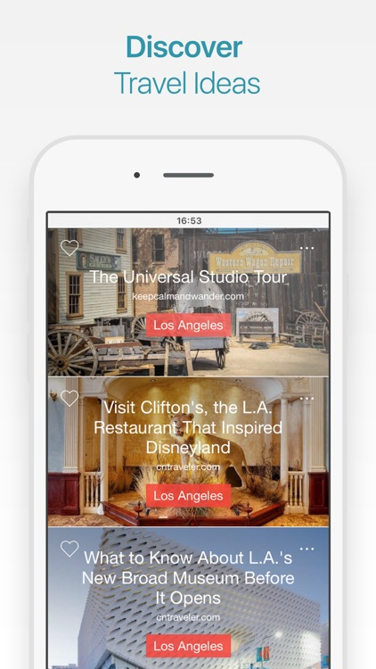 Los Angeles Travel Guide and Offline City Map screenshot-2