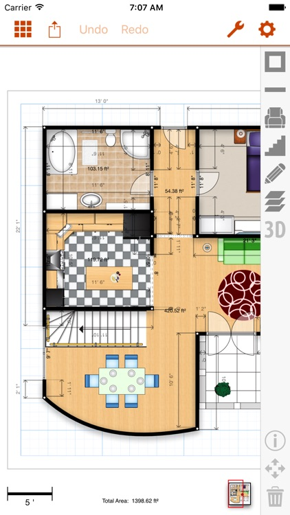 Floorplans Pro screenshot-0