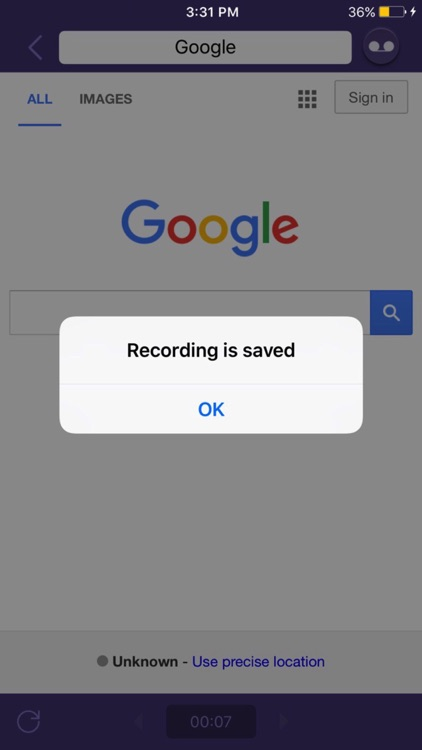 Web Recorder - Record Video for Browser app image