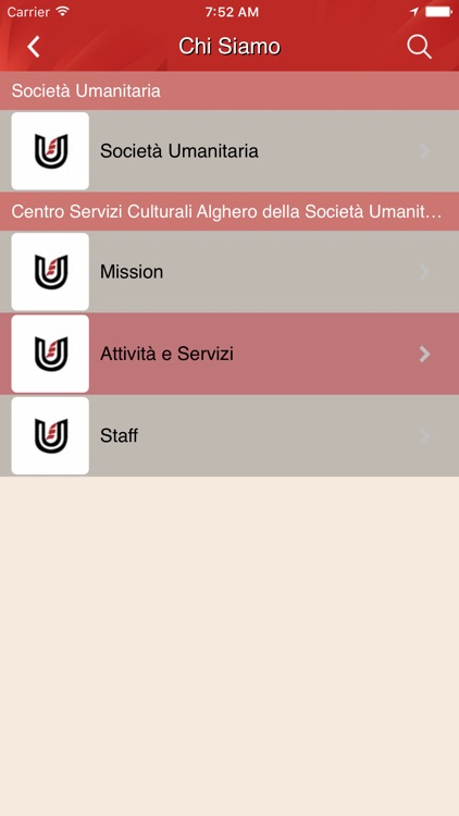 Umanitaria Sardegna app image