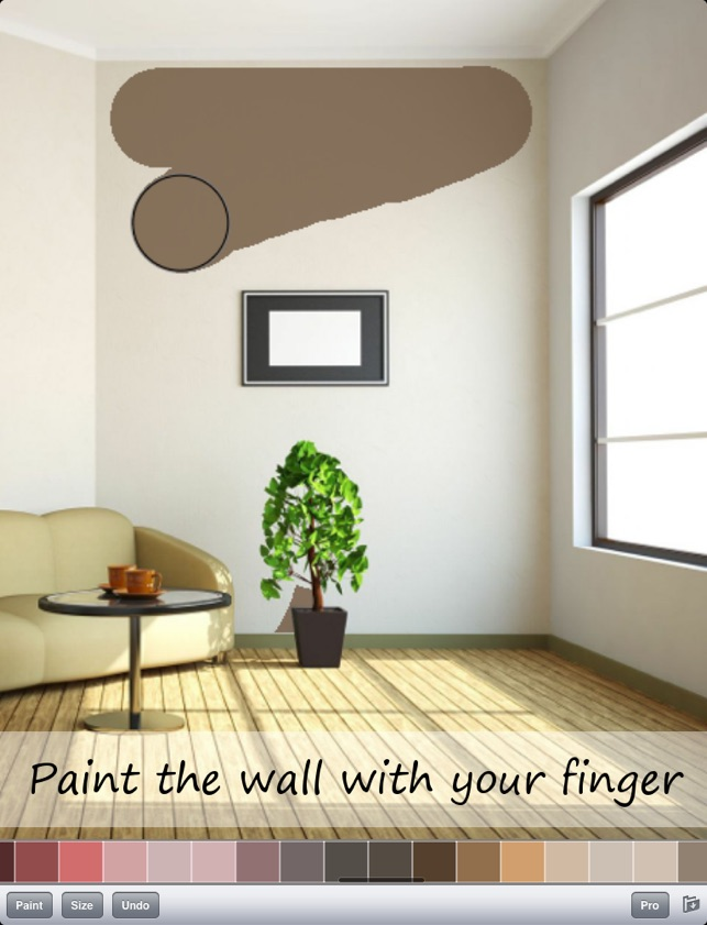 Paint My Wall - Virtual Room Painting on the App Store