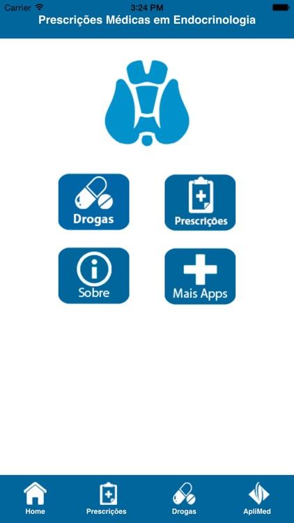 Prescrições Endocrinologia