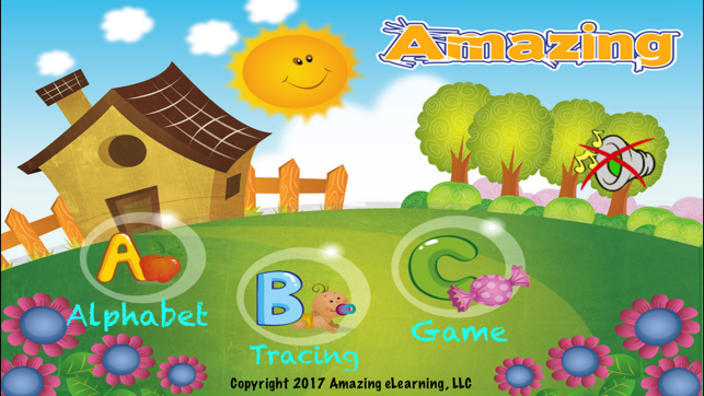 My First ABC's Alphabet Learn and Play Screenshot