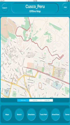 Cusco peru offline city maps navigation on the app store screenshots publicscrutiny Image collections