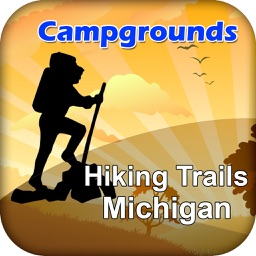 Michigan State Campgrounds & Hiking Trails