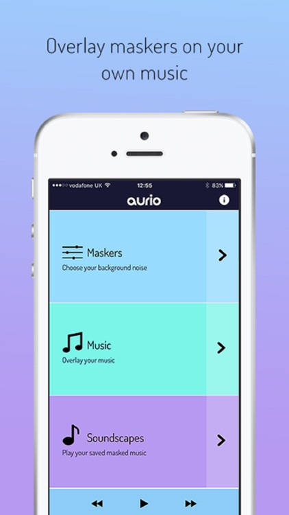 Tinnitus Relief by Aurio screenshot-0