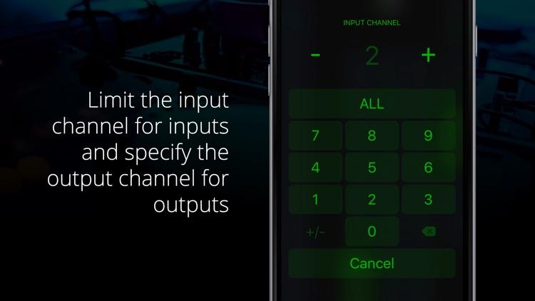 Midiflow Adapter (Audiobus)