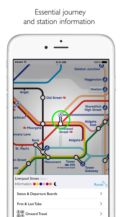 Tube Map Pro - London Underground Routes app image