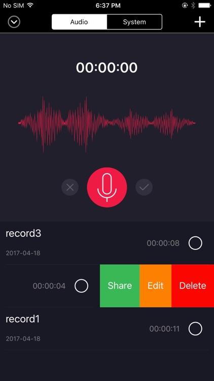 Audio Mixer - Audio Recorder & Create Voice screenshot-3