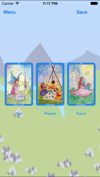 Fairy Tarot Cards,  by Jaya Moran