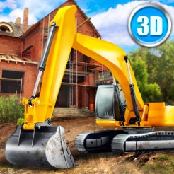 ‎Town Construction Simulator 3D Full: Build a city!