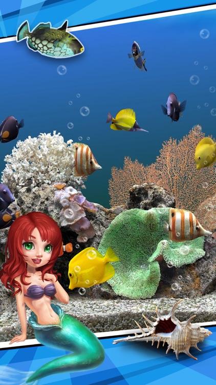 Aquarium : Fish Family Games screenshot-4