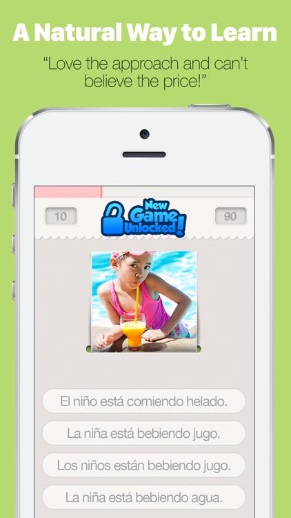 Learn Spanish with Lingo Arcade screenshot-3