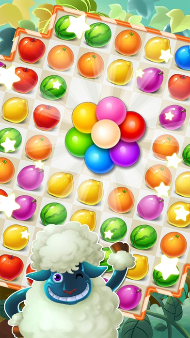 Fruit Drop Mania -  Juice Jam Match 3