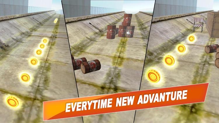 Extreme Hoverboard: Hover Bike Racing Sim HD screenshot-4