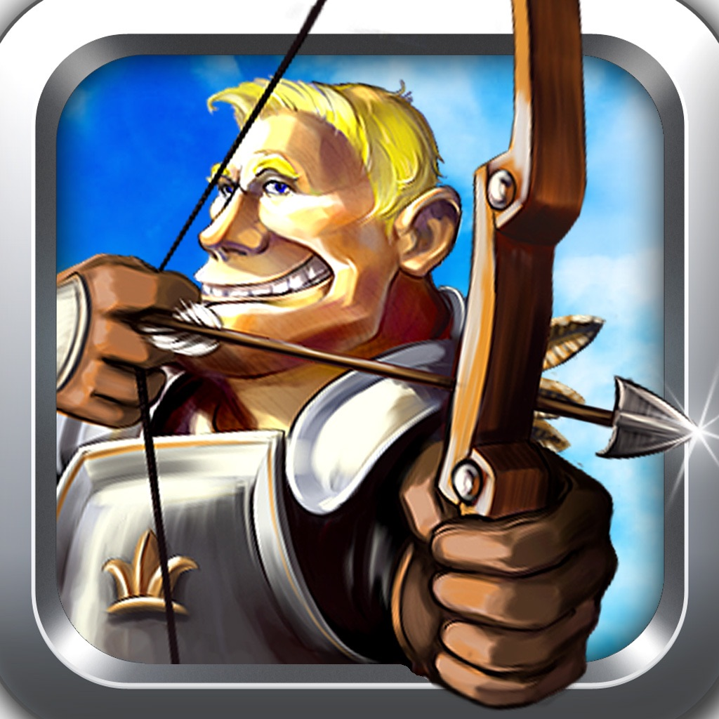 Archery! King of bowmasters skill shooting games hack