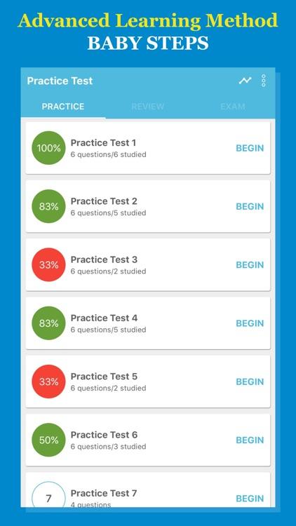 CMAA® 2017 Test Prep Pro Edition screenshot-4