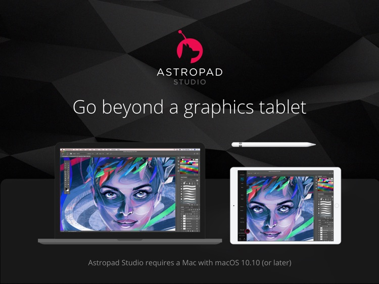 Astropad Studio screenshot-0