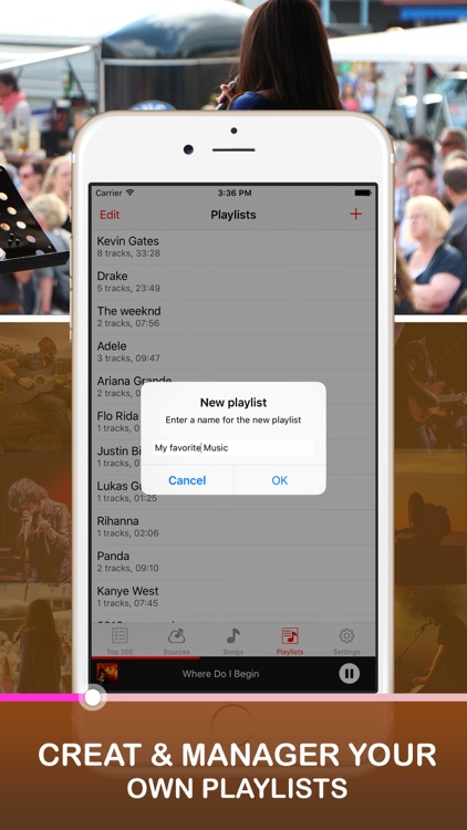 MusicLoad - Mp3 Music Player for Cloud screenshot-3