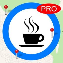 Cafe near Pro