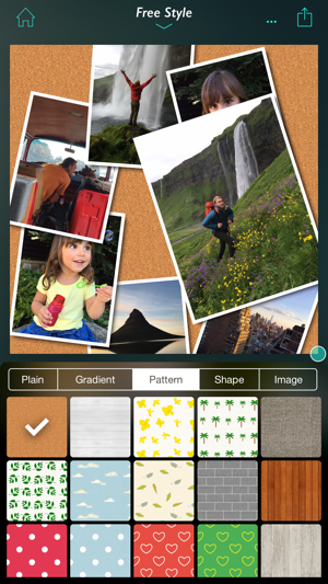 ‎Pic Layout - Collage Maker Screenshot