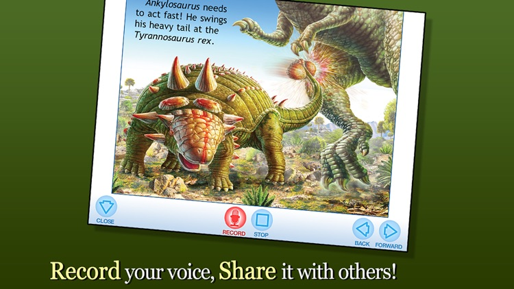 Ankylosaurus Fights Back - Smithsonian screenshot-3
