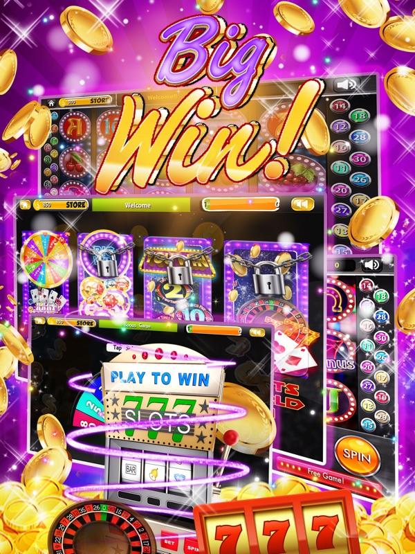 Strip Slot Machine Online Game