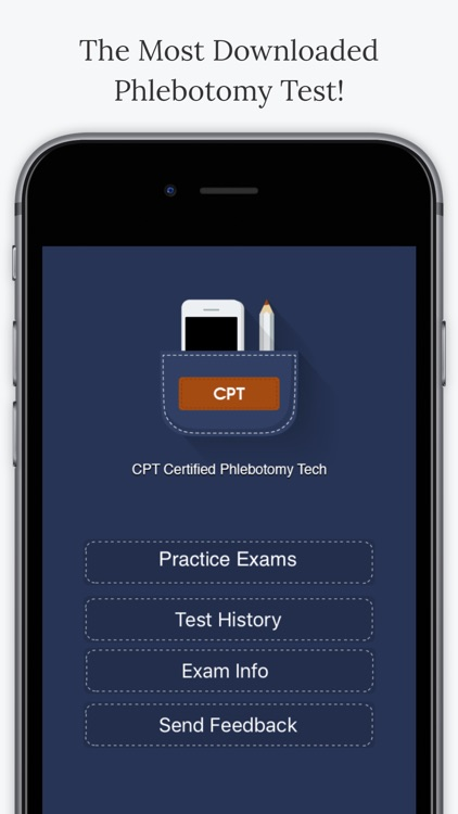Phlebotomy CPT Practice Test & Review Questions