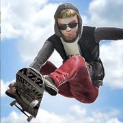超级滑板大冒险 - 天天狂野天空跑酷世界