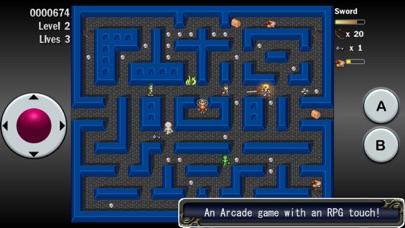 Screenshot from Creepy Dungeons Heroes