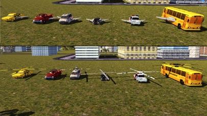 リアル 未来 飛行 車 :ベスト パイロット シミュレータのスクリーンショット5