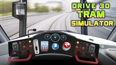 Drive 3D Tram Simulatorのおすすめ画像1