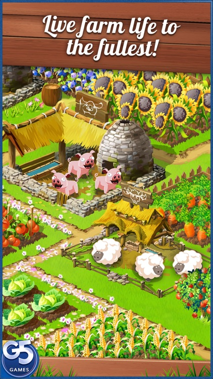 Farm Clan®: Farm Life Adventure screenshot-4