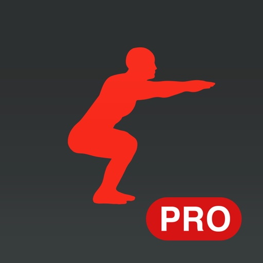 Runtastic Squats PRO – Workouts, Trainer & Counter