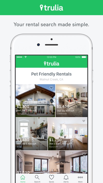Trulia Rentals screenshot-0