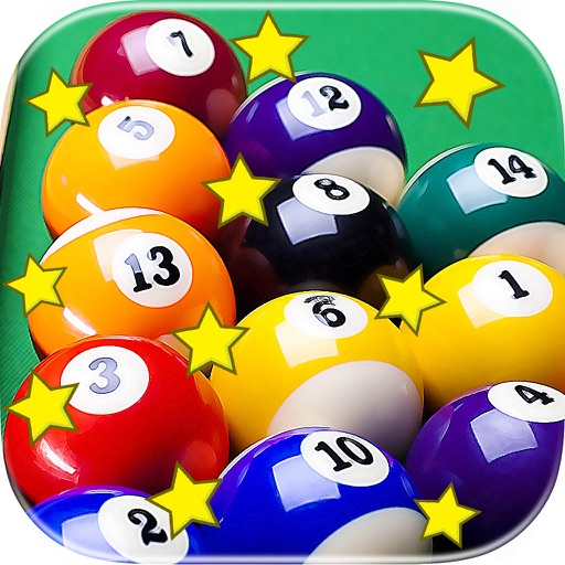 Mini Pool Billiard icon
