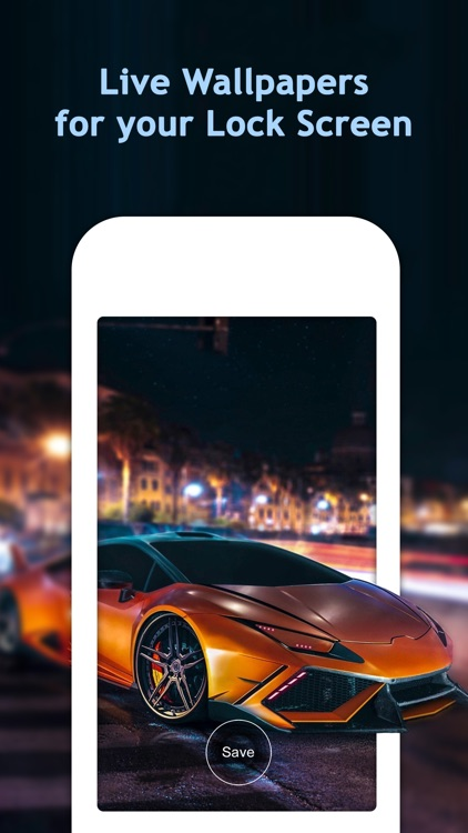 Moving Wallpapers Free for Lock Screen by Fexy Apps