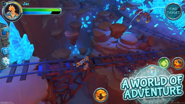 Lightseekers RPG screenshot-0