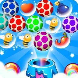 Bubble Egg Blitz Shooter - Match 3 Puzzle