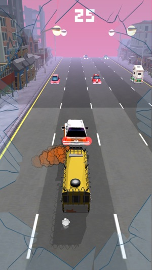 car obstacle racing game - virtual racing results on the App Store