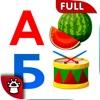 УЧИМ БУКВЫ FULL азбука для детей обучающие малышей