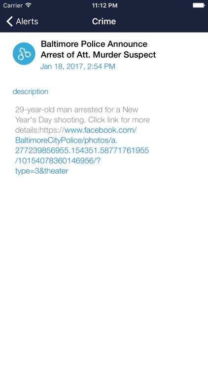 Baltimore PD Mobile screenshot-3